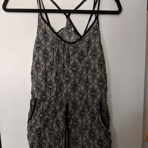Dresses & Skirts - Tank Top Romper Short